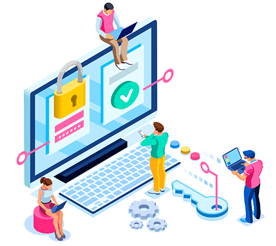 sicurezza del web